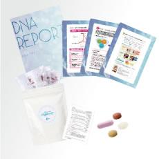 メディスDNA予防美容6遺伝子分析キット